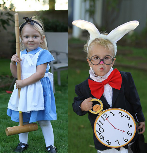 Disfraz alicia en el pais de las maravillas nuevos viajeros del tiempo - Conejo de alicia en el pais de las maravillas ...